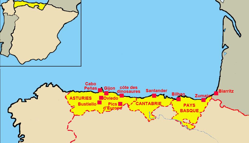 Congrès international APBG Espagne nord Atlantique 2013 » APBG